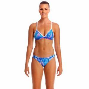 Zoggs Womens Blast Muscle 2/Piece Bikini Womens