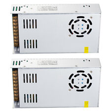 2x 12v Dc 40a 480w Switching Power Supply Driver Transformer For Led Strip Light