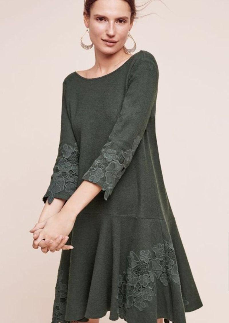 Tierra Dropwaist Dress Maeve Größe S NWT