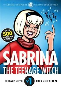 Sabrina-the-Teenage-Witch-1-Complete-Collection-1962-1972-Paperback-by-Gl
