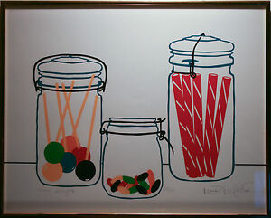 Lee-R-Lerfald-Limited-Edition-Serigraph-034-Sweet-Delights-034