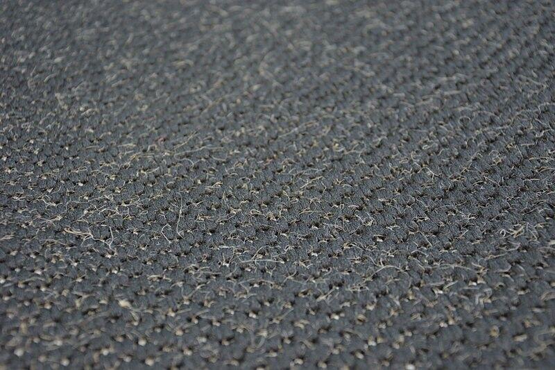 Chemin de Table Tapis Sizal Floorlux Floorlux Floorlux Noir Uni Moderne Escaliers Largeur 70 80 | D'avoir à La Fois La Qualité De Ténacité Et De Dureté  f9da1a