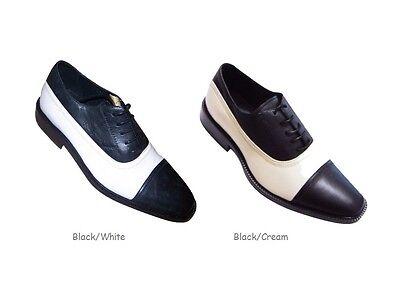 Men/'s Fashion Dress Shoes Faux Leather Oxfords #5738C Size 8.5-13