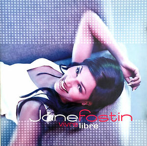 Jane-Fostin-CD-Vivre-Libre-France-EX-M