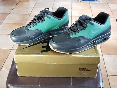 NIKE AIR MAX 1 VT QS MENS SIZE 12 GORGE GREEN BLACK GUM 831113 300 | eBay