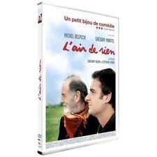 """DVD """"L'AIR de RIEN"""" -Michel Delpech   NEUF SOUS BLISTER"""