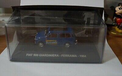 Fiat 500 Giardiniera Ferrania 1964 1:43 Model EDITORIA