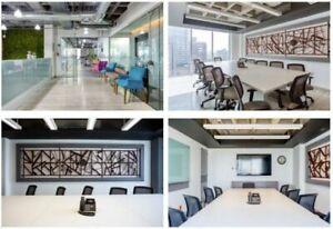 Oficina Amueblada En Renta En Centro De Negocios (m2o554)