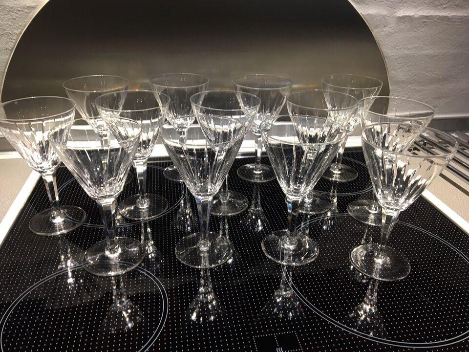 Glas, Vinglas, Prinsesse (et el. andet)