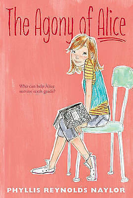 1 of 1 - The Agony of Alice (The Alice Books)-ExLibrary