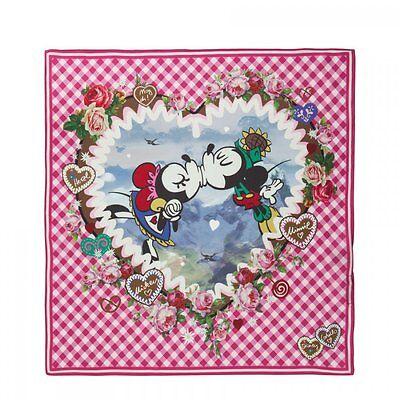 Codello SEIDENTUCH OKTOBERFEST DISNEY LOVE pink -Codello OCTOBERFEST Disney Love