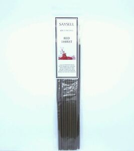 Red-Thirst-Spicy-20-Incense-Joss-Sticks-Agarbatti-by-Saysell