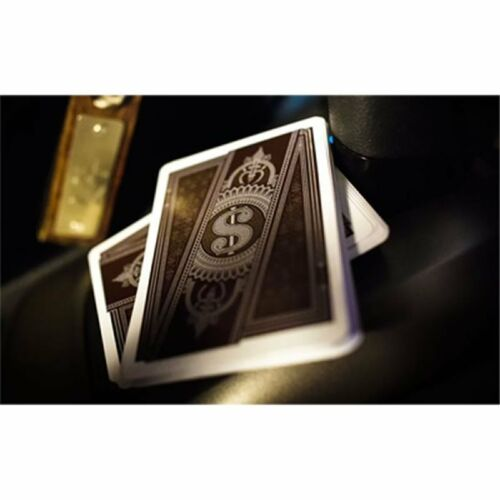 RUN HEAT EDITION BICYCLE DECK OF PLAYING CARDS BY J BRUMBALOW USPCC MAGIC TRICKS