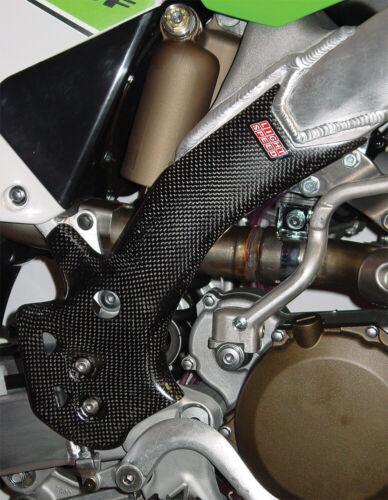 Frame Guard Set Lightspeed Carbon 031-00310 For 10-13 Yamaha YZ250F