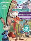 Zootropolis - Maths Practice, Ages 6-7: Ages 6-7 by Scholastic (Paperback, 2016)