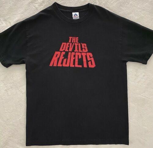 The Devils Rejects Movie Promo T Shirt Men's Large