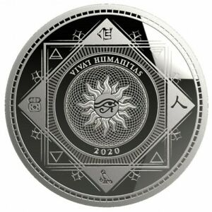 TOKELAU-5-Dollars-Argent-1-Once-Vivat-Humanitas-2020