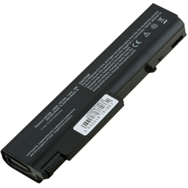 Batería 10.8-11.1V 5200mAh para Hp-Compaq Negocios Notebook 6730b