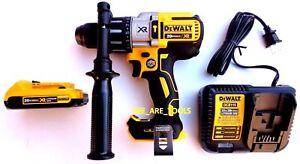 New-DeWalt-DCD996-20V-Brushless-Hammer-Drill-1-DCB203-Battery-20-Volt-Charger