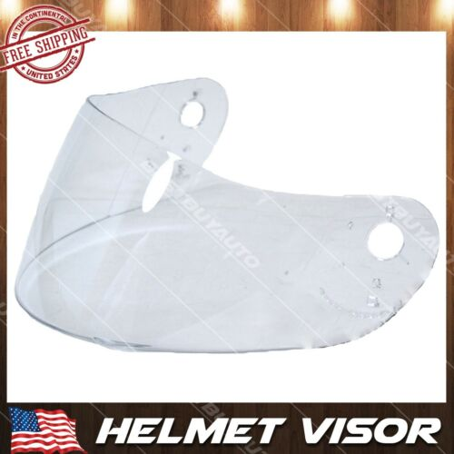 Motorcycle Helmet Visor Replacement Face Shield For AGV S4 TI Tech XR2 Clear