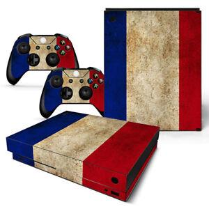Video Game Accessories Cheap Price Xbox One Skin Design Foils Aufkleber Schutzfolie Set Video Games & Consoles Poland Motiv