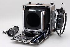 Linhof Super Technika V 4x5 Large Format+Grip+Toyo loupe, Exc++++!! japan #568