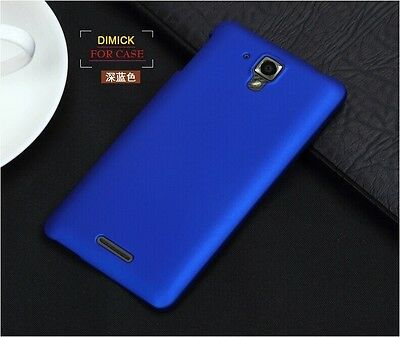 Frosted Series PC Case Phone Protective Matte Back Cover For Lenovo S8 S898T