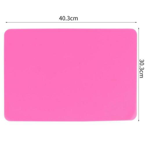 Silicone Non-stick Baking Liner Oven Heat Insulation Bakeware Pad Mat Table Q7M9