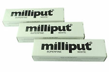 3 Packs Superfine White Milliput Epoxy Putty Modelling Sculpting Ceramics X1018b