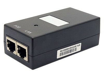 24v PoE Power Over Ethernet Injector Adapter Deliberant Ubiquity Ligowave