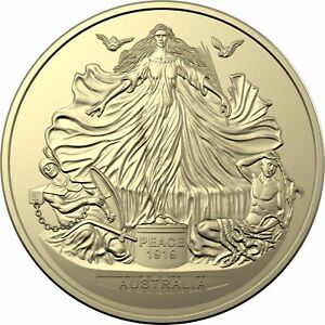 2019-1-AlBr-unc-coin-Centenary-of-the-Treaty-of-Versailles