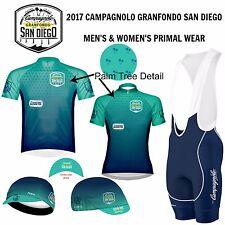 Campagnolo GranFondo 2017 Primal Jersey with Bonus Campagnolo Cycling Cap