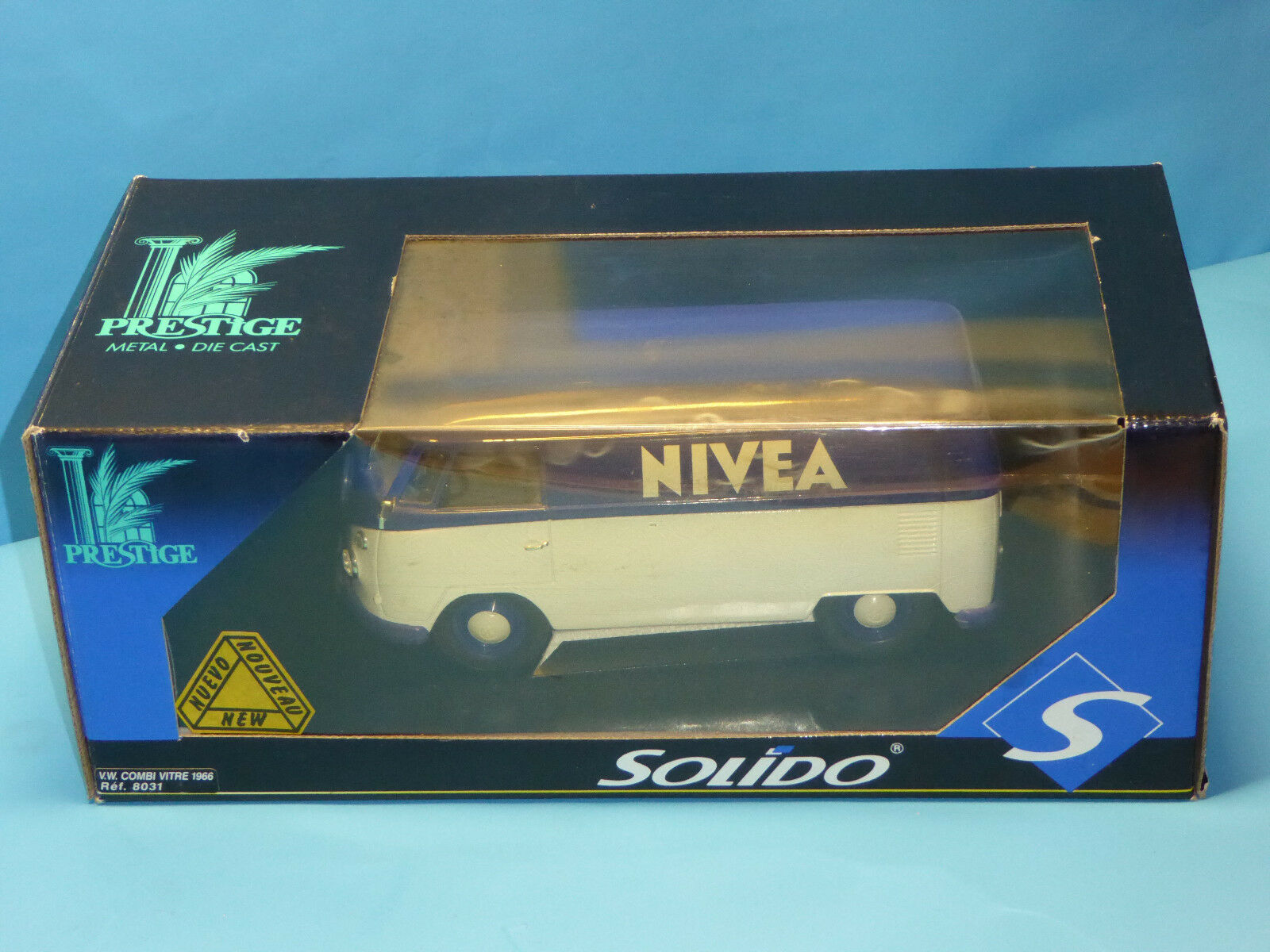 Solido 1 19 VW Bus T1   Nivea   mit OVP (OR11