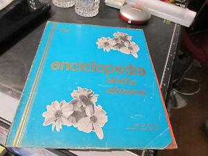 Enciclopedia De Donna - 12 Volumen - Fratelli Fabbri Editores - 12/01/1963