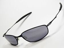 OAKLEY WHISKER BLACK SONNENBRILLE HALF TINFOIL TINCAN INMATE TAPER WHY INMATE XX