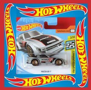 Hot-Wheels-2019-Mazda-rx-7-167-250-neu-amp-ovp