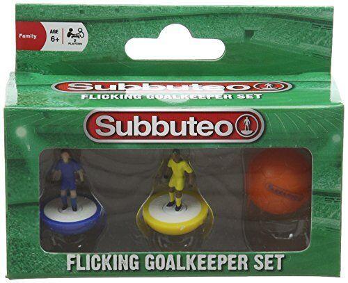 Paul Lamond Subbuteo Flicking Goalkeeper Set