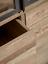 thumbnail 2 - Cox & Cox Any Room Stylish Burnt Oak & Iron Display/Storage Cabinet - RRP £1200