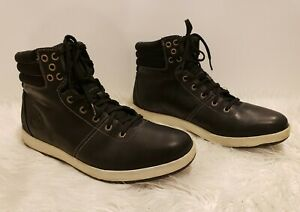 Timberland-Earthkeepers-Hiker-Black-Boots-Yelehaiti-Men-039-s-Size-12-M-80594