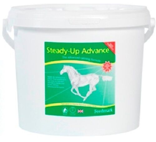 Feedmark - Steady-Up Advance Horse Calmer Supplement 2 Kg for horses