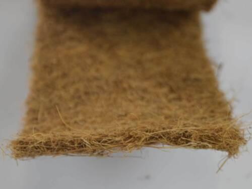 Kokosband 0,1 x 3m Kokos Kokosfaser Winterschutz Winter Topfpflanze Kübel Matte