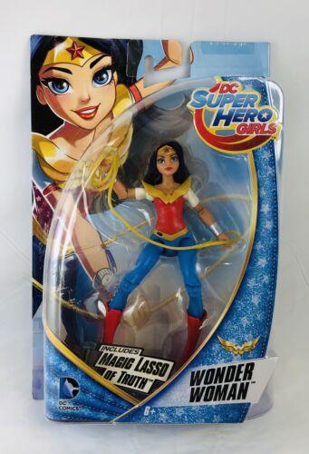 "DC Comics Super Hero Filles Wonder Woman 6/"" Action Figure Doll Brand New in Box"