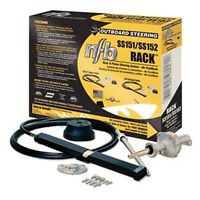 Teleflex Ss15114 Nfb Rack Outboard Steering System By 14'