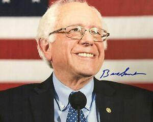 Bernie Sanders Autographed Signed 8x10 Photo REPRINT