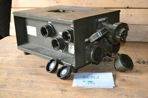 """BW Serverschrank 19 /"""" 9 EH 51,5x46,5x44 cm Rack, R/&S, Netzwerk, Bundeswehr"""