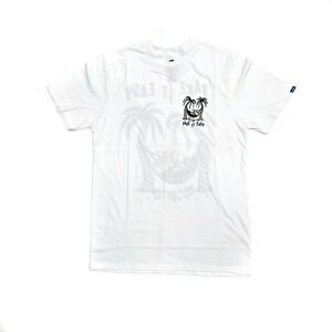 deb1ae55dc VANS SHORT SLEEVE SKETCHY COUCH TAKE IT EASY T-SHIRT WHITE TEE 100 ...