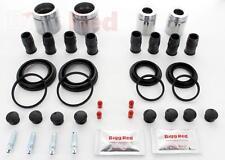 FRONT & REAR Brake Caliper Full Repair Kit for BMW 320 E46 1998-2007 (*FK5*)