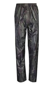 Pantaloni Xl Pantaloni pesca S impermeabili da Dimensioni L Xxl pesca antipioggia mimetici 5055442100325 rpxf6Hqvrw