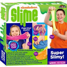 New Cra-Z-Art Nickelodeon Super Slimy! Slime Making Kit Model:25919504