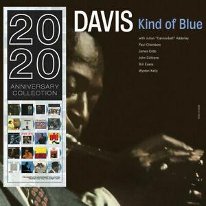 Miles-Davis-KIND-OF-BLUE-DOL725HB-180g-LIMITED-New-Blue-Colored-Vinyl-LP